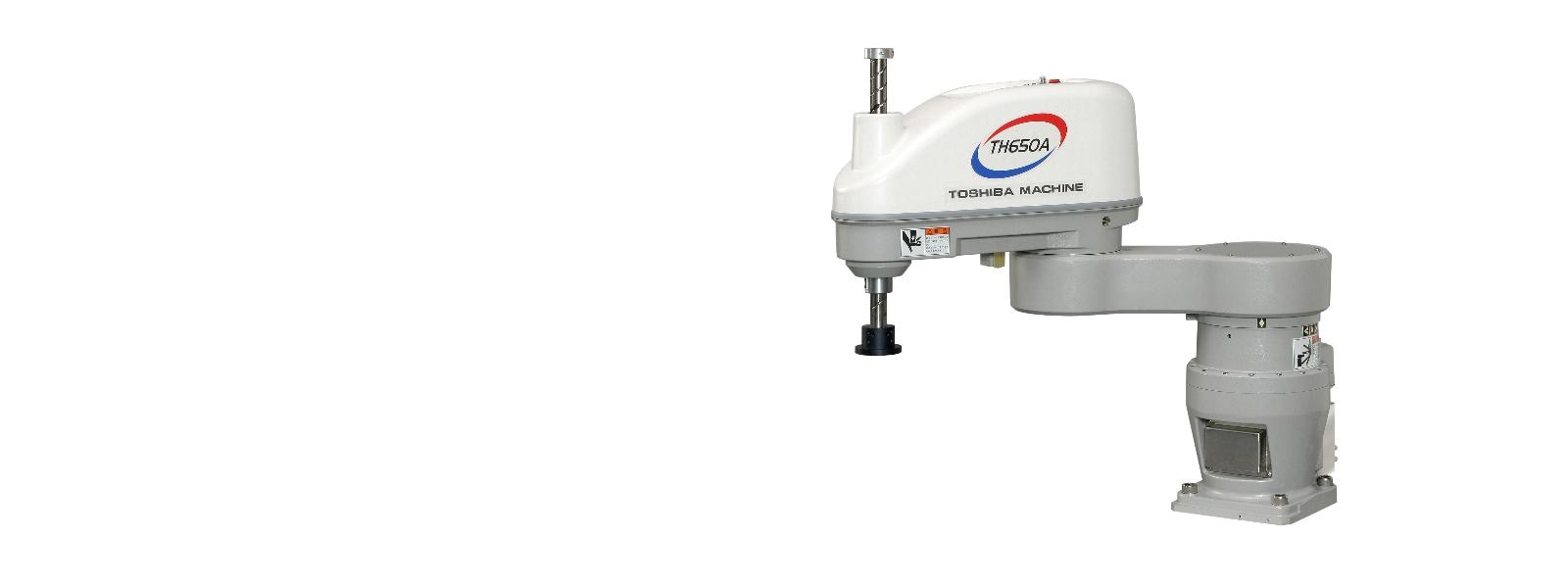 SCARA industrial robot caionix toshiba machine egypt